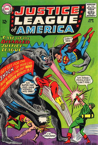 Justice League of America Vol 1 36