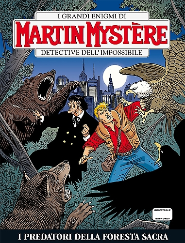 Martin Mystère Vol 1 334