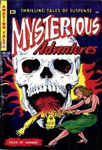 Mysterious Adventures Vol 1 13