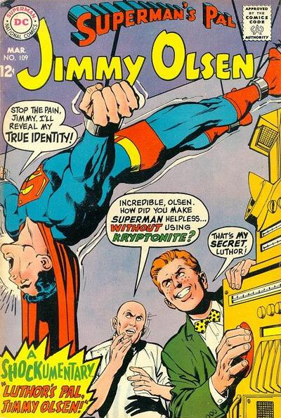 Superman's Pal, Jimmy Olsen Vol 1 109