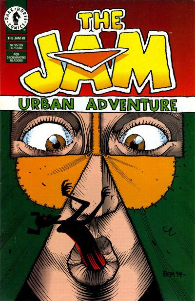The Jam: Urban Adventure Vol 1 8