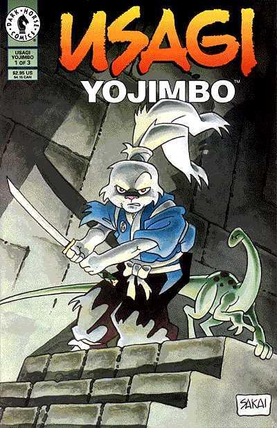 Usagi Yojimbo Vol 3 1