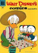 Walt Disney's Comics and Stories Vol 1 204