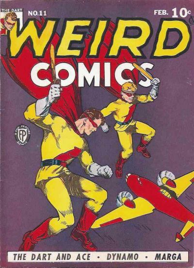 Weird Comics Vol 1 11