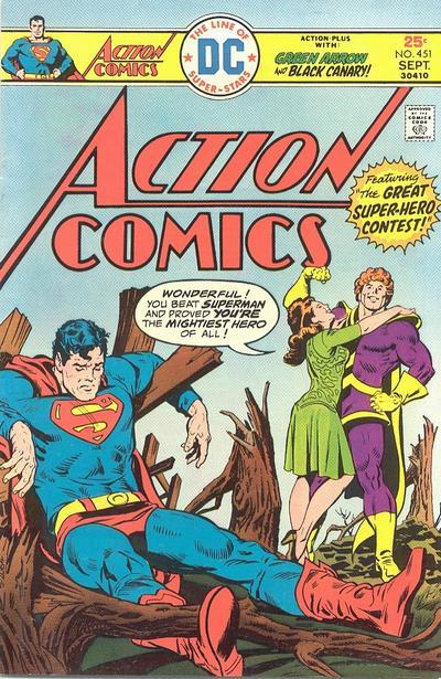 Action Comics Vol 1 451