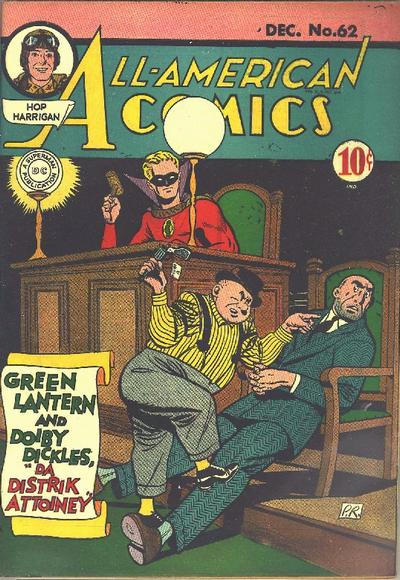 All-American Comics Vol 1 62