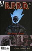 BPRD The Black Flame 3