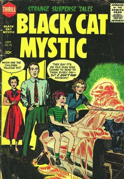 Black Cat Comics Vol 1 58