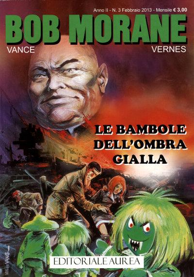 Bob Morane (2012) Vol 1 3