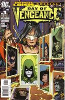 Day of Vengeance Special Vol 1 1