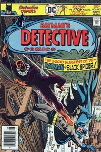 Detective Comics Vol 1 463