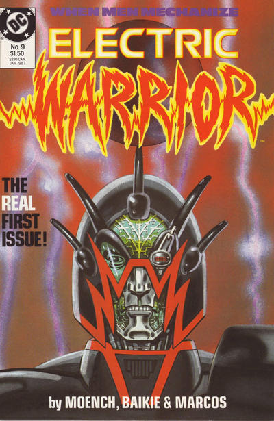 Electric Warrior Vol 1 9