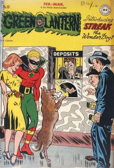 Green Lantern Vol 1 30