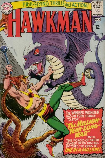 Hawkman Vol 1 12