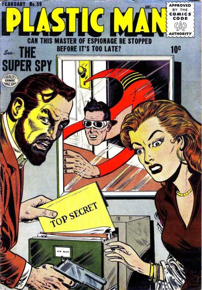 Plastic Man Vol 1 59