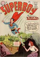 Superboy Vol 1 45