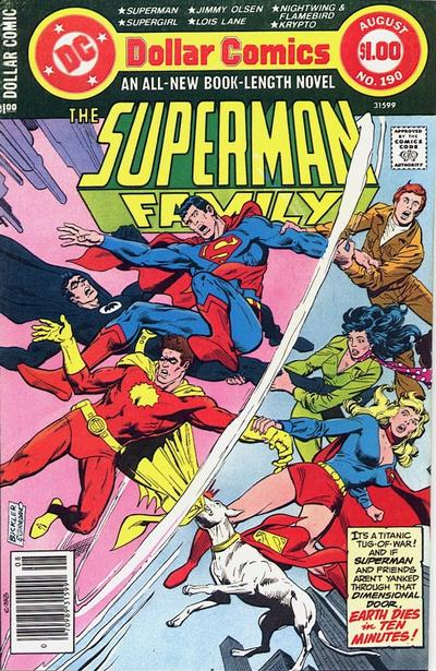 Superman Family Vol 1 190
