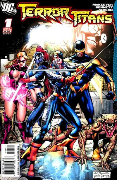 Terror Titans Vol 1