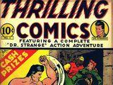 Thrilling Comics Vol 1 2