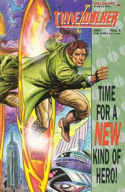 Timewalker Vol 1 1