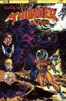 Wally Wood's T.H.U.N.D.E.R. Agents Vol 1 5