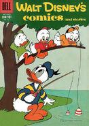 Walt Disney's Comics and Stories Vol 1 228