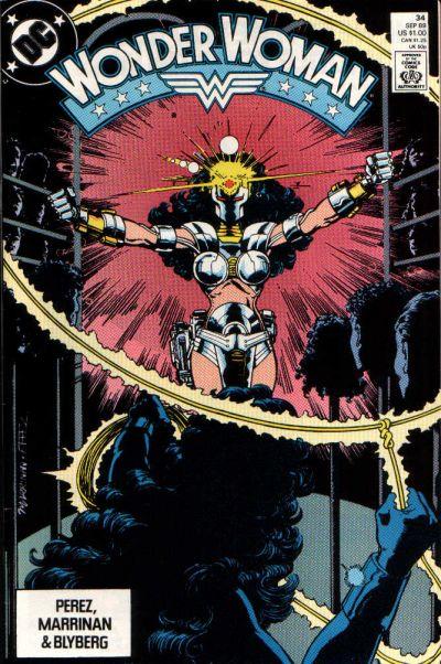 Wonder Woman Vol 2 34