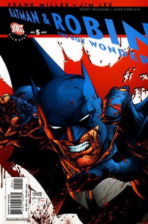 All Star Batman and Robin, the Boy Wonder Vol 1 5.jpg