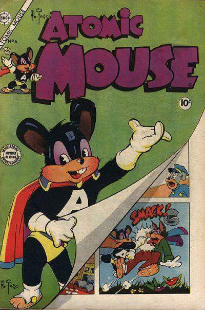 Atomic Mouse Vol 1 6