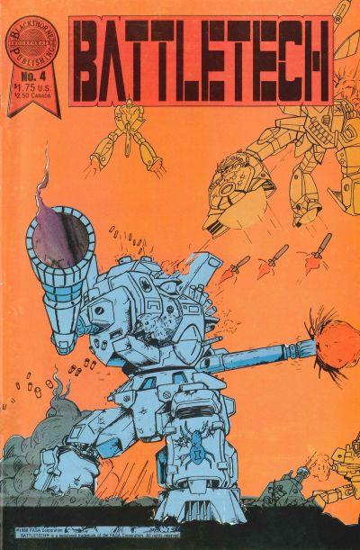 Battletech Vol 1 4