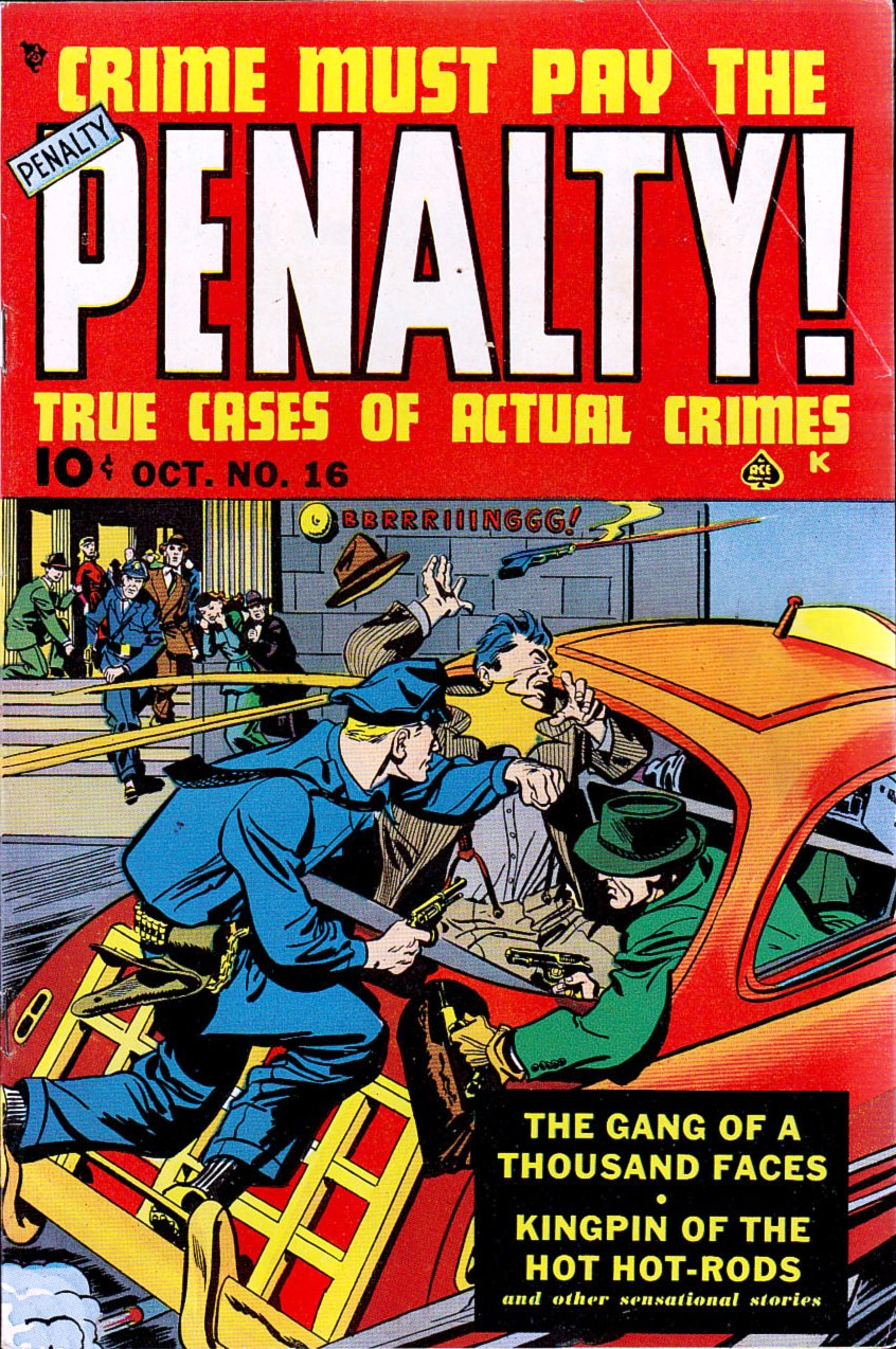 Crime Must Pay the Penalty Vol 2 16