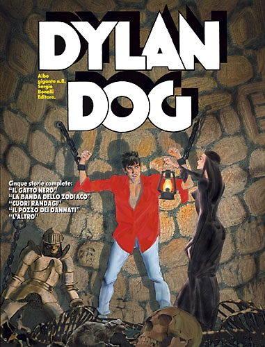Dylan Dog Albo Gigante Vol 1 8