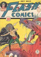 Flash Comics Vol 1 31