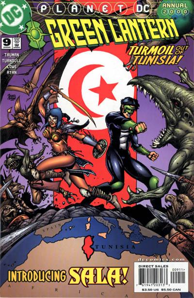 Green Lantern Annual Vol 3 9