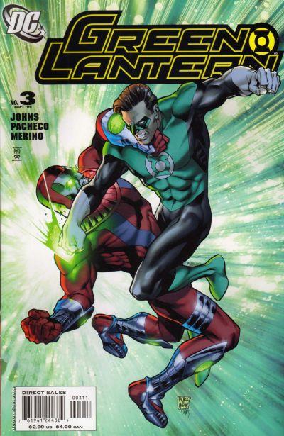 Green Lantern Vol 4 3