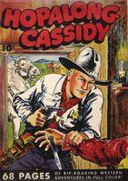 Hopalong Cassidy Vol 1 2
