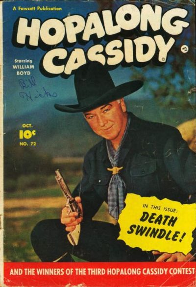 Hopalong Cassidy Vol 1 72