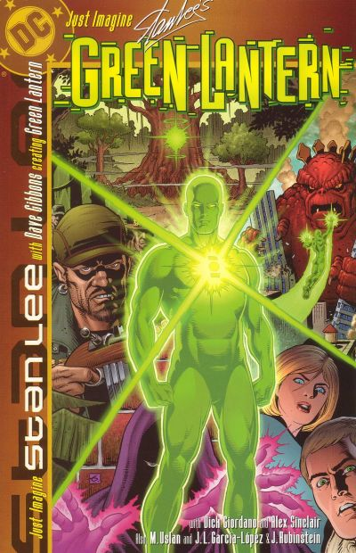 Just Imagine: Green Lantern Vol 1 1