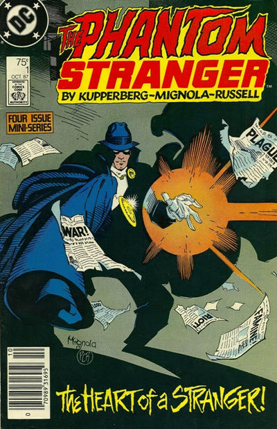 Phantom Stranger Vol 3 1