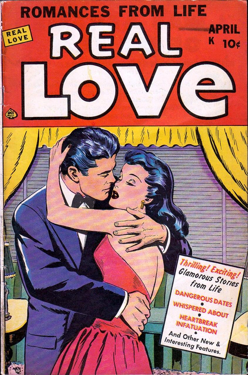 Real Love Vol 1