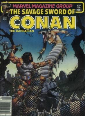 Savage Sword of Conan Vol 1 65