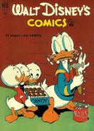 Walt Disney's Comics and Stories Vol 1 133