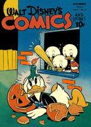 Walt Disney's Comics and Stories Vol 1 38