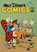 Walt Disney's Comics and Stories Vol 1 80