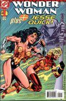Wonder Woman Plus Jesse Quick Vol 1 1