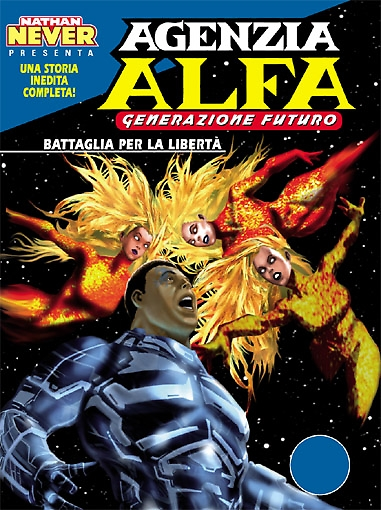 Agenzia Alfa Vol 1 19