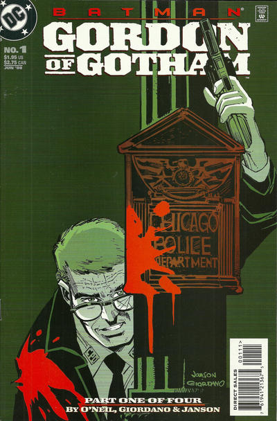 Batman: Gordon of Gotham Vol 1 1