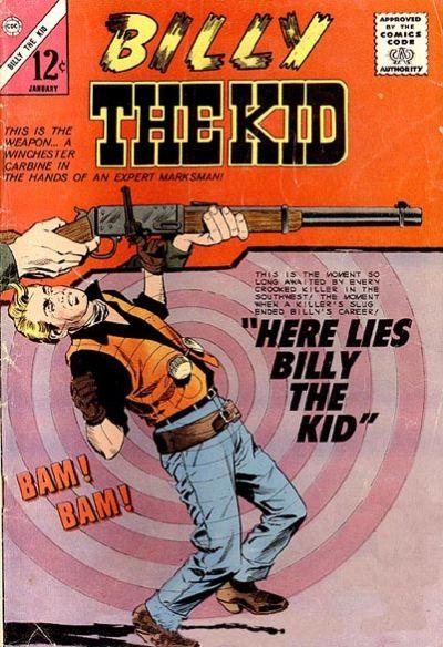 Billy the Kid Vol 1 48