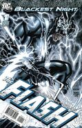 Blackest Night Flash Vol 1 1