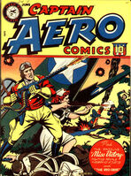 Captain Aero Comics Vol 1 15